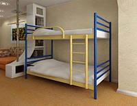 Кровать Fly Duo 190х80(флай дуо, металлическая, двухъярусная) ТМ Метакам
