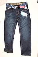 Брюки джинсы на флисе на мальчика 140-164 р Венгрия.