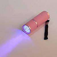 УФ лампа LED для ногтей (сушка) в форме фонарика