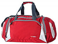 Стильная сумка спортивная средняя Derby 35 л. 0300551,04 красная