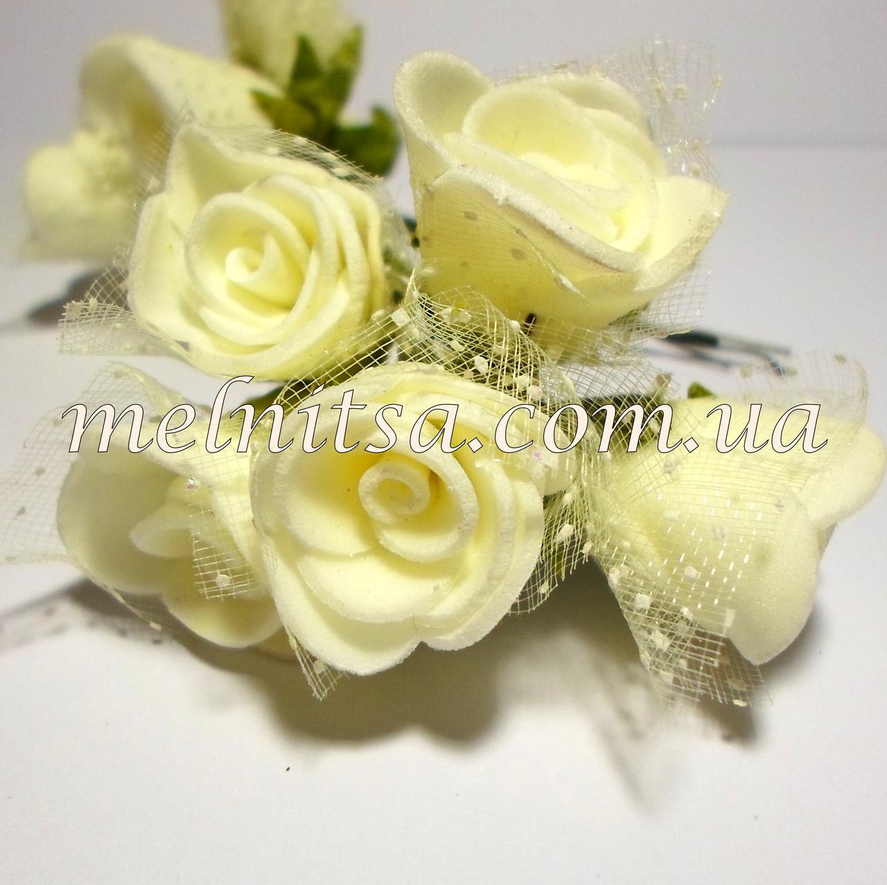 Розы из латекса 11 фотография