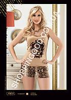 Женская пижама Anit 10071, костюм домашний с шортами
