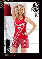 Женская пижама Anit 10086, костюм домашний с шортами