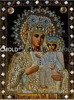 """Алмазная вышивка икона """"Богородица Тамбовская"""""""