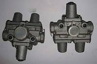 Клапан защитный тройной КАМАЗ (пр-во г.Рославль)