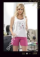 Женская пижама Anit 10106, костюм домашний с шортами