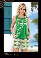 Женская пижама Anit 10115, костюм домашний с шортами