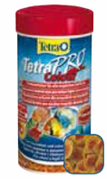 Тетра Про Колор премиум корм для окраса аквариумных рыб, 500мл/110гр