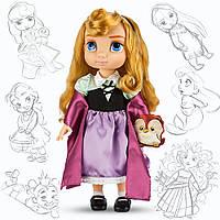 Принцесса-малышка «Аврора» 40 см. Disney, Animators Collection