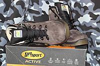 Мужские итальянские зимние ботинки GriSport