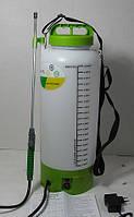 Электрический опрыскиватель Electro Format на 10 литров