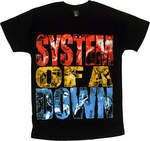 Рок-футболка System Of A Down