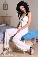 Женский комбинезон Юлия от медини, цвет белый