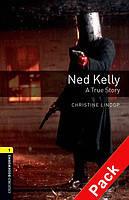 Книга для чтения Oxford Bookworms Library 1 Ned Kelly + СD