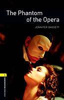 Книга для чтения Oxford Bookworms Library 1 Phantom of the opera