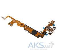 Шлейф для LG P710 Optimus L7/P713 Optimus L7 в комплекте разъем гарнитуры, кнопка включения, датчик приближе
