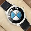 Модные наручные часы Украина BMW Logo Silver/Black 1053-0095