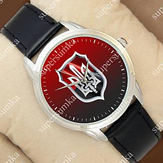 Кварцевые наручные часы Украина Щит Silver/Black 1053-0103