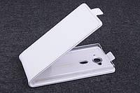 Чехол флип для Acer Liquid E3 DualSim белый