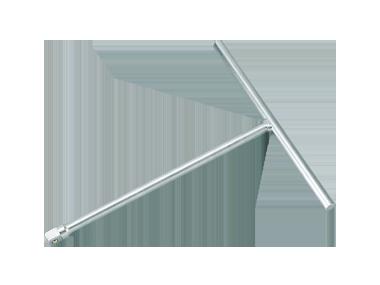 Вороток 1/2' Т-образный 250мм KINGTONY 4511-10