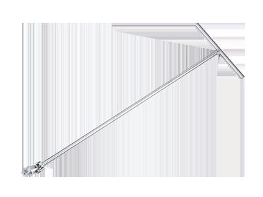 Вороток 1/2' Т-образный с карданом  610мм KINGTONY 4795-24