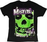 Рок-футболка Misfits