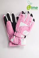 Перчатки с защитой от влаги, Frozen Pink