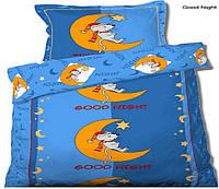 """Детское постельное бельё в кроватку  Le Vele сатин """"Good night"""""""