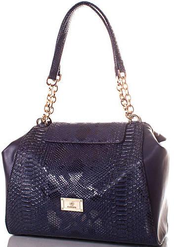 Потрясающая женская сумка из экокожи Europe Mob, EM0043-3, синяя