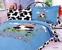 """Детское постельное бельё в кроватку  Le Vele сатин """"Pastoral"""""""