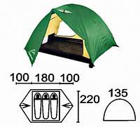 """Туристическая палатка трехместная """"Niagara"""""""