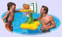 Баскетбол INTEX игра на воде надувное кольцо 56503
