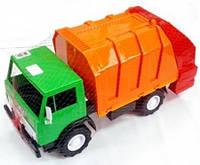 Машина игрушка мусоровоз Х2 273