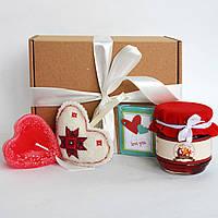 Подарочный набор валентинки