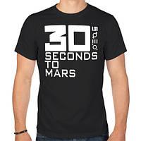 """Футболка """"30 Seconds To Mars"""""""