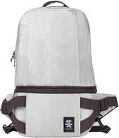 Рюкзак складной для зеркальной фотокамеры CRUMPLER Light Delight Foldable Backpack (platinum), LDFBP-012