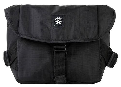 Оригинальная сумка-слинг для DSLR камеры CRUMPLER Light Delight Hipster Sling 4000 (black), LDHS4000-001