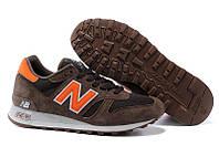 Мужские кросовки New Balance Dark Grey/Red