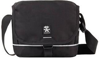 Компактная сумка для зеркального фотоаппарата Crumpler Proper Roady 2000 (black), PRY2000-001