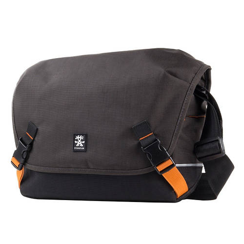 Эргономичная сумка для зеркального фотоаппарата и планшета CRUMPLER Proper Roady 7500 (grey black),PRY7500-003