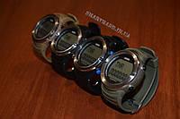 Мужские часы с пульсометром и шагомером SKMEI 1111