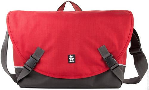 Эргономичная сумка для зерк. фотоаппарата, планшета, ноутбука CRUMPLER Proper Roady 9000 (deepred),PRY9000-002