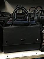 Практичная женская сумка - портфель