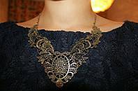 Ожерелье-воротник Кружево