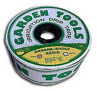 Лента для капельного полива Garden Tools 7 mil через 10 см (1000м)
