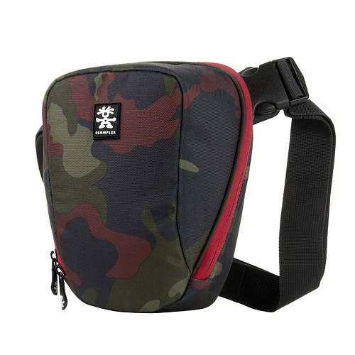 Интересная сумка для DSLR камеры CRUMPLER Quick Escape 400 (camouflage), QE400-005