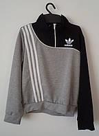 """Подростковая спортивная кофта """"Adidas 2"""" (146-164р)"""