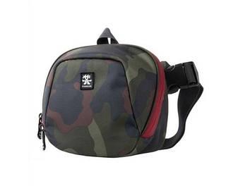 Классная сумка для DSLR камеры CRUMPLER Quick Escape 500  (camouflage), QE500-005