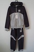 """Детский спортивный костюм с капюшоном """"Adidas 2"""" (122-140р)"""