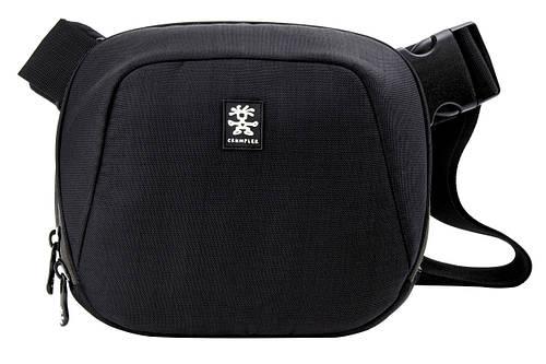 Эргономичная сумка для зеркалки CRUMPLER Quick Escape 600 (dull black), QE600-001